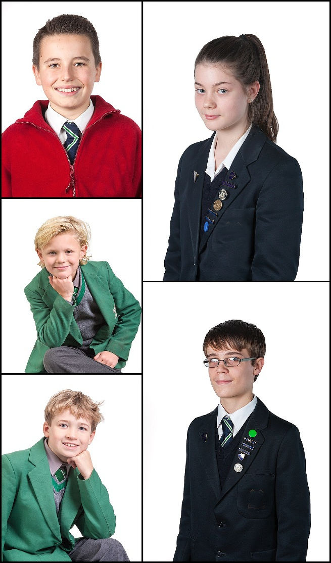Senior School Photography including those photographs needed for the school notice board.